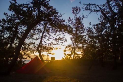 何があればキャンプは出来る?