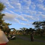 夏のキャンプについて